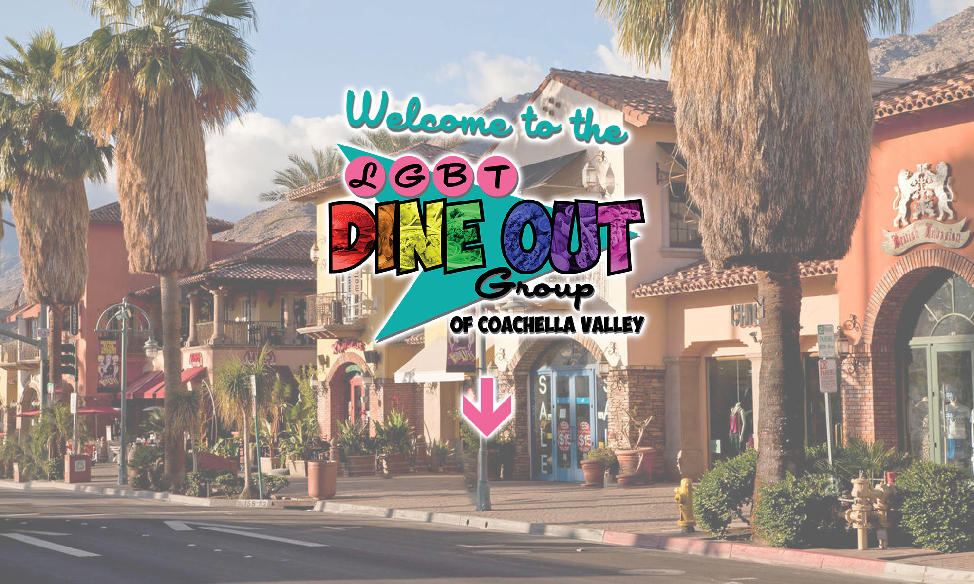 LGBT Dine Out Group